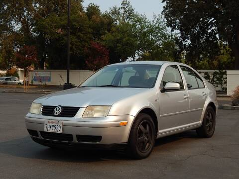 2003 Volkswagen Jetta for sale at Gilroy Motorsports in Gilroy CA