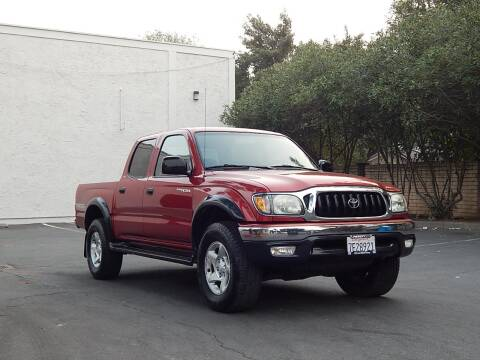 2003 Toyota Tacoma for sale at Gilroy Motorsports in Gilroy CA