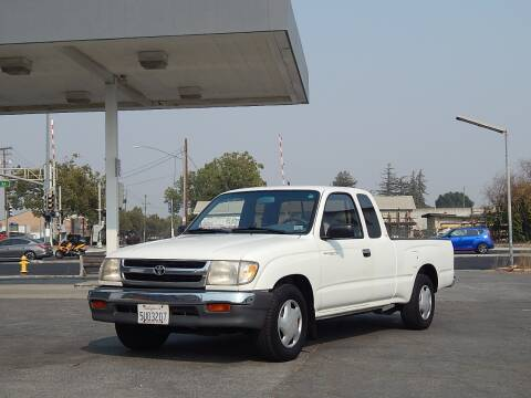 1998 Toyota Tacoma for sale at Gilroy Motorsports in Gilroy CA