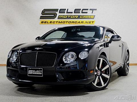 2013 Bentley Continental for sale in Deer Park, NY