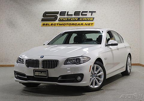 2016 BMW 5 Series for sale in Deer Park, NY