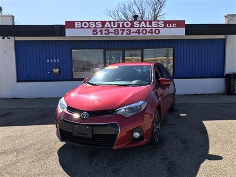 2014 Toyota Corolla for sale in Cincinnati, OH