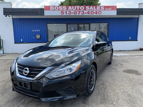 2016 Nissan Altima for sale in Cincinnati, OH