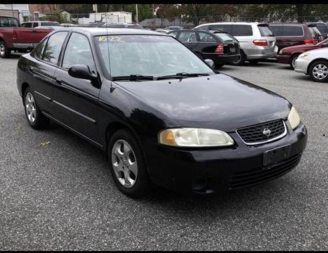 2003 Nissan Sentra for sale in Mckeesport, PA