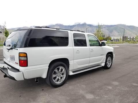 2006 GMC Yukon XL for sale in Springville, UT