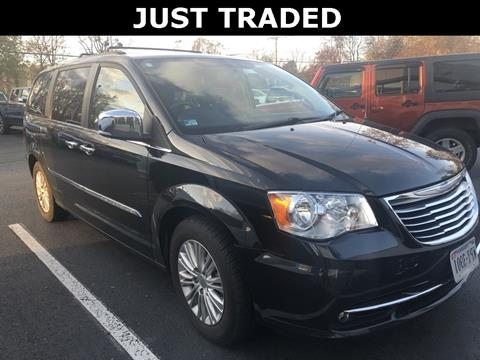 2015 Chrysler Town and Country for sale in Warrenton, VA