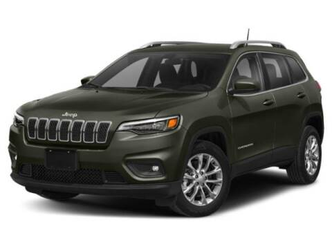 2020 Jeep Cherokee Trailhawk for sale at NICKS AUTO SALES --- POWERED BY GENE'S CHRYSLER in Fairbanks AK