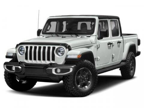 2020 Jeep Gladiator for sale at NICKS AUTO SALES --- POWERED BY GENE'S CHRYSLER in Fairbanks AK
