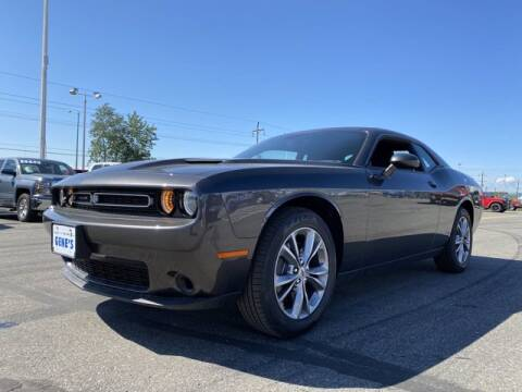 2020 Dodge Challenger for sale at NICKS AUTO SALES --- POWERED BY GENE'S CHRYSLER in Fairbanks AK