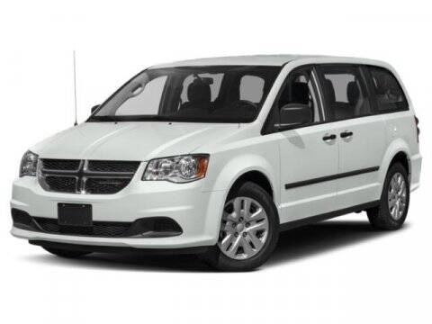 2020 Dodge Grand Caravan for sale at NICKS AUTO SALES --- POWERED BY GENE'S CHRYSLER in Fairbanks AK