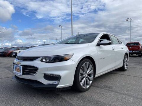 2018 Chevrolet Malibu for sale at NICKS AUTO SALES --- POWERED BY GENE'S CHRYSLER in Fairbanks AK