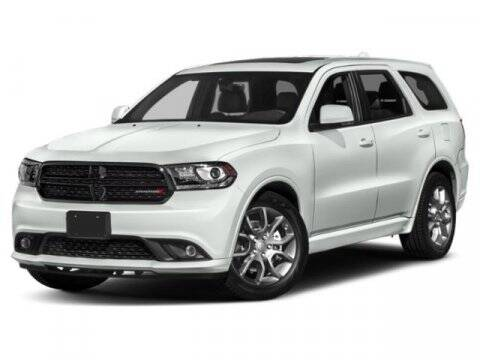 2020 Dodge Durango for sale at NICKS AUTO SALES --- POWERED BY GENE'S CHRYSLER in Fairbanks AK