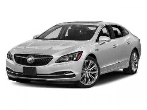 2017 Buick LaCrosse for sale at NICKS AUTO SALES --- POWERED BY GENE'S CHRYSLER in Fairbanks AK