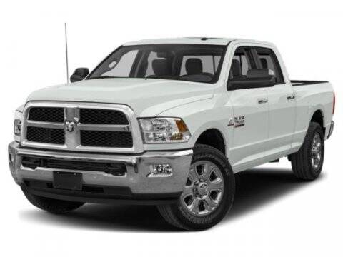 2018 RAM Ram Pickup 2500 for sale at NICKS AUTO SALES --- POWERED BY GENE'S CHRYSLER in Fairbanks AK