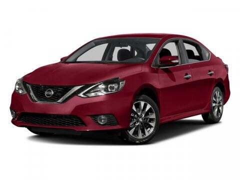 2016 Nissan Sentra for sale at NICKS AUTO SALES --- POWERED BY GENE'S CHRYSLER in Fairbanks AK