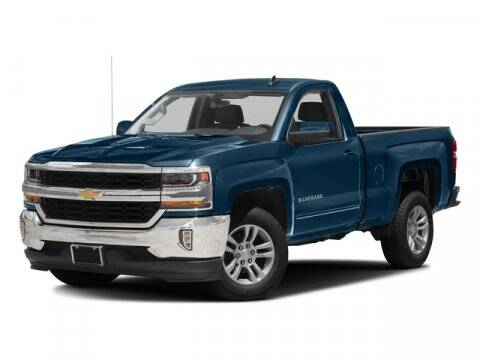 2016 Chevrolet Silverado 1500 for sale at NICKS AUTO SALES --- POWERED BY GENE'S CHRYSLER in Fairbanks AK