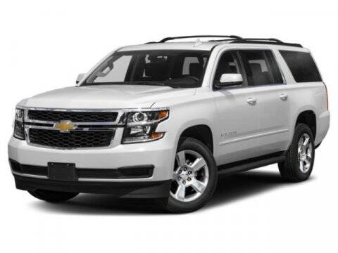 2019 Chevrolet Suburban for sale at NICKS AUTO SALES --- POWERED BY GENE'S CHRYSLER in Fairbanks AK
