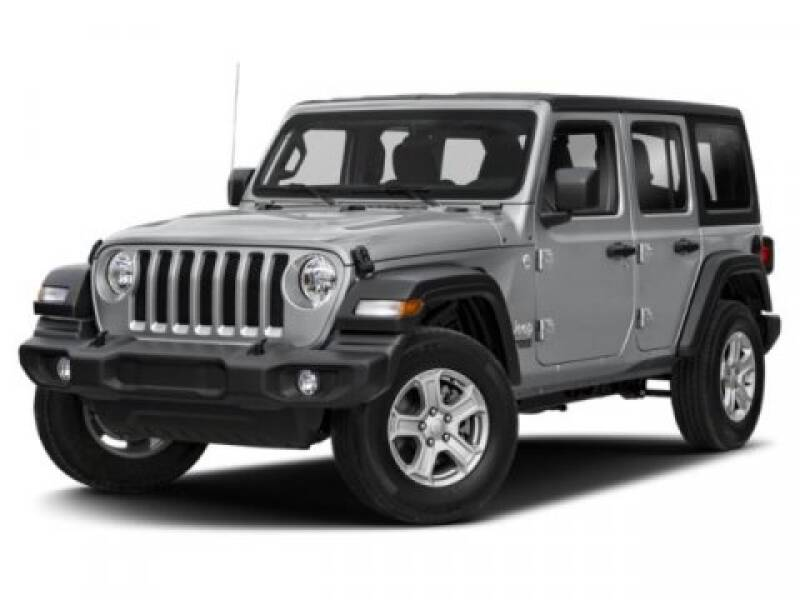 2018 Jeep Wrangler Unlimited for sale at NICKS AUTO SALES --- POWERED BY GENE'S CHRYSLER in Fairbanks AK