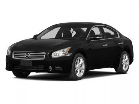 2014 Nissan Maxima for sale at NICKS AUTO SALES --- POWERED BY GENE'S CHRYSLER in Fairbanks AK