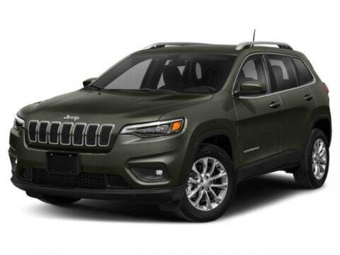 2021 Jeep Cherokee for sale at NICKS AUTO SALES --- POWERED BY GENE'S CHRYSLER in Fairbanks AK