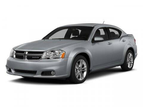 2014 Dodge Avenger for sale at NICKS AUTO SALES --- POWERED BY GENE'S CHRYSLER in Fairbanks AK