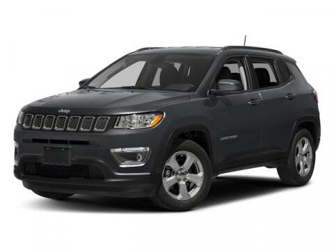 2017 Jeep Compass for sale at NICKS AUTO SALES --- POWERED BY GENE'S CHRYSLER in Fairbanks AK
