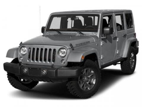 2018 Jeep Wrangler JK Unlimited for sale at NICKS AUTO SALES --- POWERED BY GENE'S CHRYSLER in Fairbanks AK