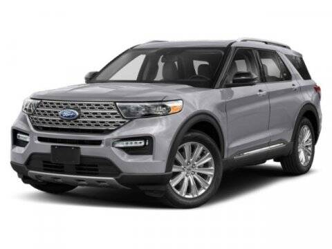 2020 Ford Explorer for sale at NICKS AUTO SALES --- POWERED BY GENE'S CHRYSLER in Fairbanks AK