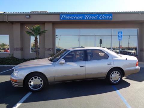 Car Lots In Lenoir Nc >> Used Lexus LS 400 For Sale - Carsforsale.com®
