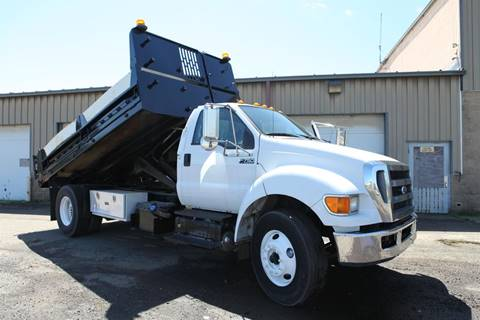2011 Ford F-750 Super Duty for sale in Middletown, CT
