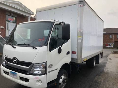 2016 Hino 155 for sale in Middletown, CT