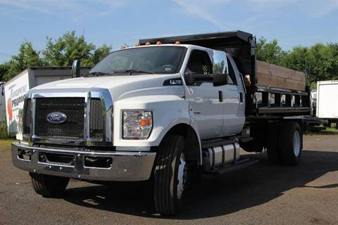 2018 Ford F-750 Super Duty for sale in Middletown, CT