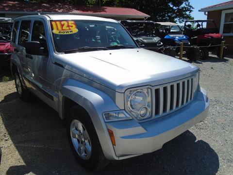 2012 Jeep Liberty for sale in Dickson, TN