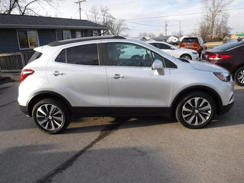 2017 Buick Encore for sale at Dave's Car Corner in Hartford City IN