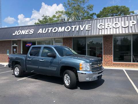 2012 Chevrolet Silverado 1500 For Sale In Jacksonville Nc