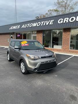 Used Car Dealerships In Jacksonville Nc >> 2014 Kia Soul For Sale In Jacksonville Nc