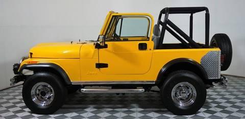 1986 Jeep CJ-7 for sale in Peoria, Tempe, Scottsdale, AZ