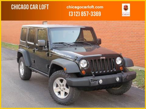 2011 Jeep Wrangler Unlimited for sale in Northbrook, IL