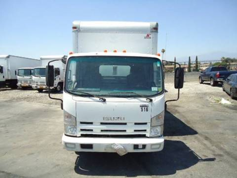 2013 Isuzu NQR for sale in West Covina, CA