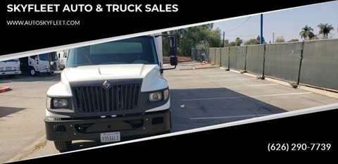 2014 International TerraStar for sale in West Covina, CA