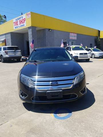 Ford Fusion Hybrid For Sale >> Ford Fusion Hybrid For Sale In Houston Tx Los Amigos Auto