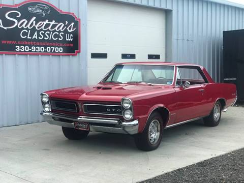 1965 Pontiac GTO for sale in Orville, OH