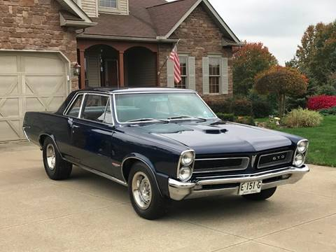 1965 Pontiac Le Mans for sale in Orville, OH