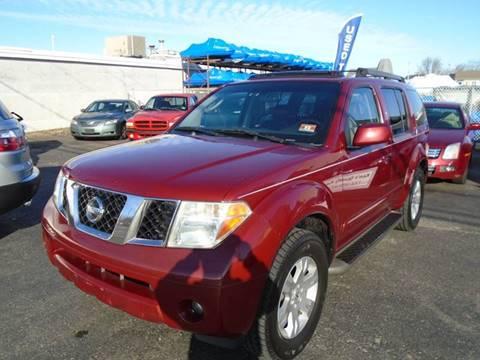 2006 Nissan Pathfinder For Sale >> Nissan Pathfinder For Sale In Toms River Nj Ken S Quality