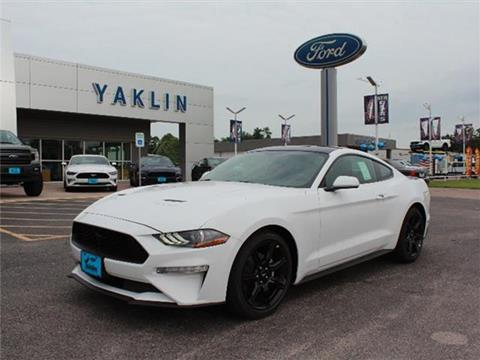 2019 Ford Mustang for sale in Richwood, TX