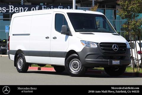 2019 Mercedes-Benz Sprinter Cargo for sale in Fairfield, CA