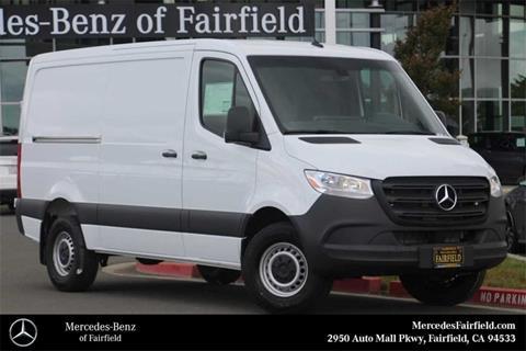 2019 Mercedes-Benz Sprinter Crew for sale in Fairfield, CA