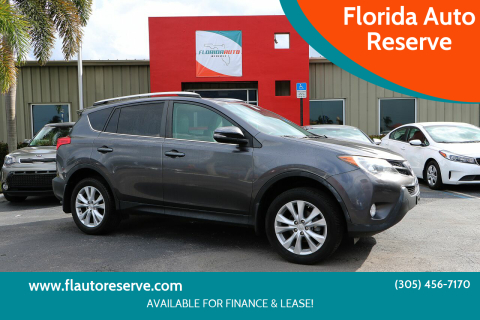 2014 Toyota RAV4 for sale at Florida Auto Reserve in Medley FL