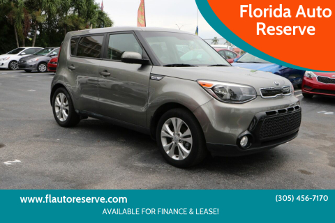 2016 Kia Soul for sale at Florida Auto Reserve in Medley FL