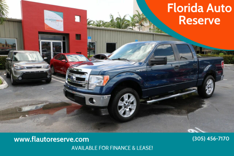 2014 Ford F-150 for sale at Florida Auto Reserve in Medley FL